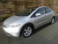 USED 2009 59 HONDA CIVIC 1.8 ES I-VTEC 5d 139 BHP