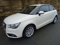2011 AUDI A1 1.6 TDI SPORT 3d 103 BHP £8300.00