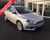USED 2015 15 FORD FOCUS 2.0 TDCI TITANIUM X NAVIGATOR 150 BHP THIS VEHICLE IS AT SITE 1 - TO VIEW CALL US ON 01903 892224