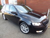 USED 2014 64 SKODA OCTAVIA 1.6 ELEGANCE TDI CR 5d 104 BHP  Finance From £226.80 p/m* Full Finance Facilities, Great Rates & Virtually Instant Decision, Free Retail Discount System With MotoNovo Finance