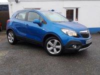 2014 VAUXHALL MOKKA 1.6 EXCLUSIV S/S 5d 113 BHP £8495.00