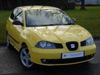 2005 SEAT IBIZA