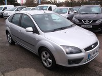 USED 2006 56 FORD FOCUS 1.6 ZETEC CLIMATE 5d 100 BHP ****Great Value economical reliable family car with  service history, drives superbly****