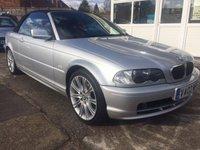 USED 2002 02 BMW 3 SERIES 2.0 318CI 2d 141 BHP