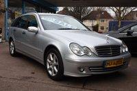 2006 MERCEDES-BENZ C CLASS 2.1 C220 CDI CLASSIC SE 5dr AUTO 148 BHP £SOLD