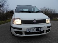 2010 FIAT PANDA 1.1 ACTIVE ECO 5d 54 BHP ** £30 ROAD TAX  ,  1 PREVIOUS OWNER ** £2795.00