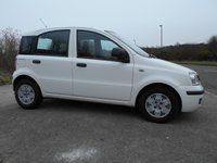 USED 2010 10 FIAT PANDA 1.1 ACTIVE ECO 5d 54 BHP ** £30 ROAD TAX  ,  1 PREVIOUS OWNER **