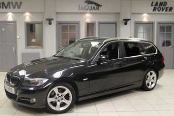 2011 BMW 3 SERIES 2.0 318D EXCLUSIVE EDITION TOURING 5d 141 BHP £8470.00