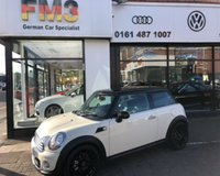 USED 2013 63 MINI HATCH ONE 1.6 ONE D 3d 90 BHP