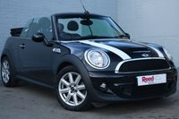 USED 2014 14 MINI CONVERTIBLE 1.6 COOPER S 2d 184 BHP 1 OWNER + LOW MILEAGE