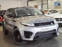 USED 2012 61 LAND ROVER RANGE ROVER EVOQUE 2.2 SD4 PRESTIGE LUX 5d AUTO 190 BHP SVR CONVERSION+PAN ROOF+FLRSH