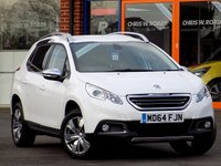 USED 2015 64 PEUGEOT 2008 1.2 ALLURE 5dr 82 BHP ** Lovely Low Miles Example **