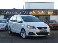 2015 SEAT ALHAMBRA 2.0 TDI STYLE ADVANCED 5d AUTO 184 BHP £20488.00