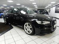 2014 AUDI A6 3.0 TDI QUATTRO S LINE AUTO 245 BHP £18925.00