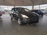 2011 PEUGEOT 3008 2.0 HDI EXCLUSIVE 5d 150 BHP £6000.00