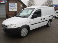 2011 VAUXHALL COMBO 2000 1.3 CDTi With Air-Con From Thames Water £2995.00
