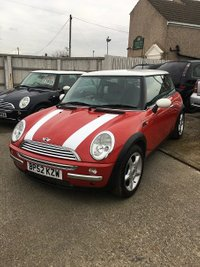 2003 MINI HATCH COOPER 1.6 COOPER 3d 114 BHP £1695.00