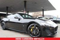 2013 MASERATI GRANTURISMO 4.7 SPORT 2d MC AUTO 460 BHP £50000.00