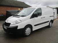 2014 PEUGEOT EXPERT PROFESSIONAL L1H1 WITH AIR CON & ELECTRIC PACK £6695.00