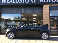 USED 2014 64 MINI CONVERTIBLE 1.6 COOPER 2d 122 BHP