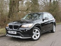 2014 BMW X1 2.0 XDRIVE18D SE 5d 141 BHP £13195.00