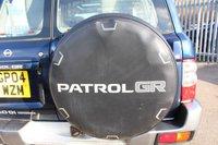 USED 2004 04 NISSAN PATROL 3.0 SVE TD 5d 156 BHP