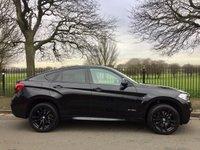 2017 BMW X6 3.0 XDRIVE30D M SPORT 4d AUTO 255 BHP £39995.00