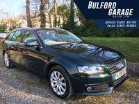 2009 AUDI A4 2.0 AVANT TDI QUATTRO SE 5d 168 BHP £8495.00