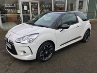 2014 CITROEN DS3 1.6 E-HDI DSTYLE PLUS 3 DR HATCHBACK 90 BHP £SOLD