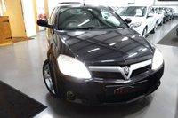 2007 VAUXHALL TIGRA 1.8 EXCLUSIV 16V 2d 125 BHP £1699.00