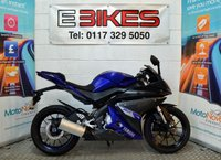 USED 2014 64 YAMAHA YZF R125 SPORT SYLE LEARNER LEGAL COMMUTER