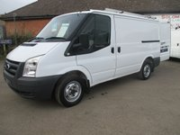 2010 FORD TRANSIT 300 SWB DIRECT FROM BT FLEET WITH FULL HISTORY £6295.00