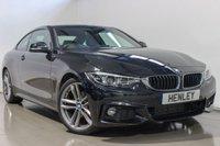 2017 BMW 4 SERIES 2.0 420D M SPORT 2d AUTO 188 BHP £23990.00