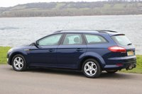 USED 2008 58 FORD MONDEO 2.0 ZETEC TDCI ESTATE 140 BHP FORD MONDEO 2.0 TDCI ESTATE