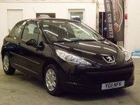 2011 PEUGEOT 207 1.4 S 8V 3d 73 BHP £2195.00