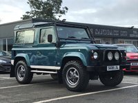 1998 LAND ROVER DEFENDER 90 3.9 V8 50TH ANNIVERSARY 3d AUTO 185 BHP £34990.00