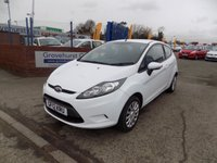 USED 2012 12 FORD FIESTA 1.2 STYLE 3d 81 BHP