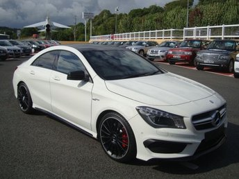 View our MERCEDES-BENZ CLA