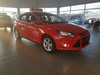 USED 2013 62 FORD FOCUS 1.0 ZETEC 5d 99 BHP