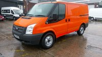 2013 FORD TRANSIT 2.2 330 LR 1d 99 BHP1 OWNER X RAC F/S/H 2 KEYS \ FREE 12 MONTHS WARRANTY COVER /// £4990.00