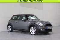 USED 2009 59 MINI HATCH COOPER 1.6 COOPER S 3d 172 BHP FULL SERVICE HISTORY | PANORAMIC SUN ROOF