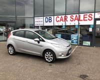 USED 2010 10 FORD FIESTA 1.4 ZETEC 16V 5d AUTO 96 BHP FREE 6 MONTHS RAC WARRANTY AND FREE 12 MONTHS RAC BREAKDOWN COVER