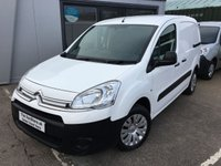 2014 CITROEN BERLINGO 1.6 625 X L1 HDI 1d 89 BHP £SOLD