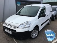 2014 CITROEN BERLINGO 1.6 625 X L1 HDI 1d 89 BHP SOLD