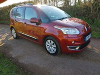 USED 2009 09 CITROEN C3 PICASSO 1.6 PICASSO EXCLUSIVE HDI 5d 90 BHP **1 OWNER**LOW MILEAGE**SUPERB CONDITION**