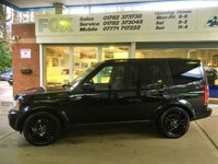 2013 LAND ROVER DISCOVERY