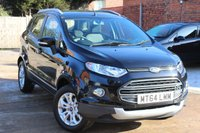 USED 2015 64 FORD ECOSPORT 1.0 TITANIUM 5d 124 BHP **** ONE OWNER * FULL MAIN DEALER SERVICE HISTORY ****