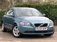 2007 VOLVO S40 2.0 S D 4d 135 BHP £4000.00