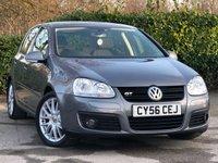 2006 VOLKSWAGEN GOLF 2.0 GT TDI 5d 168 BHP £4500.00