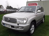 USED 2004 04 TOYOTA LAND CRUISER AMAZON 4.2 TD 5dr FTSH, THE BEST AVAILABLE